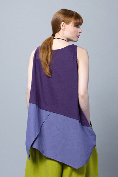 Action Top in Crocus/Lilas Napoli