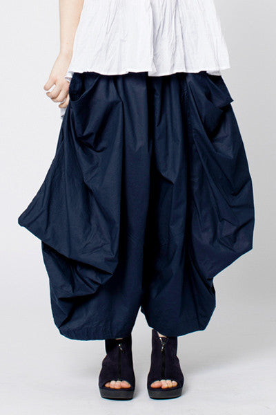 Seville Pant in Navy Carnaby