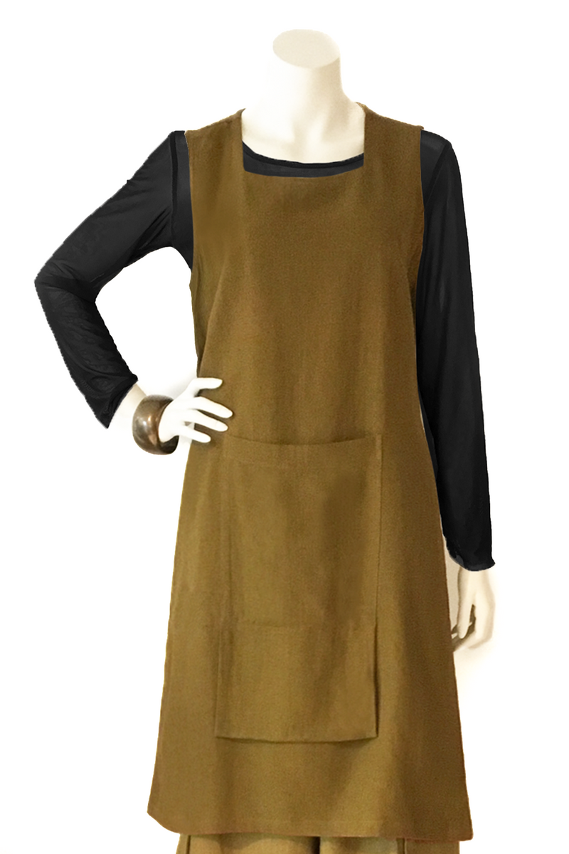 H.P. Tunic in Olive Roma