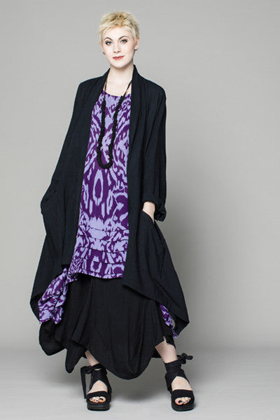 Shown w/ Higashi Top and Wrap Jacket