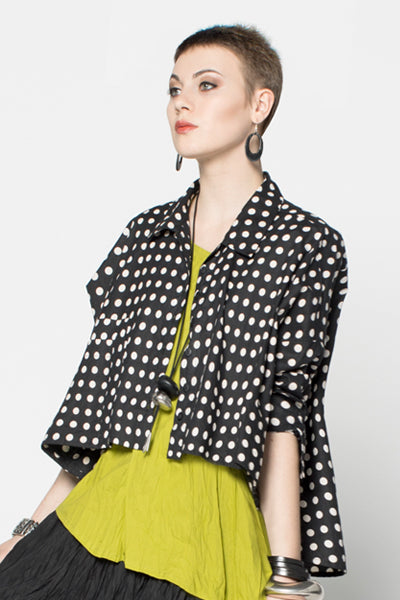 Selavie Shirt in Polka Dots Carnaby