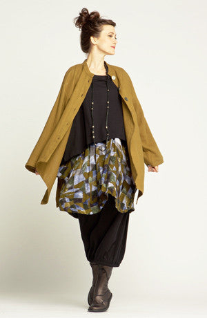 Shown w/ Modena Top,Tunnel Skirt, and Veronica Jacket