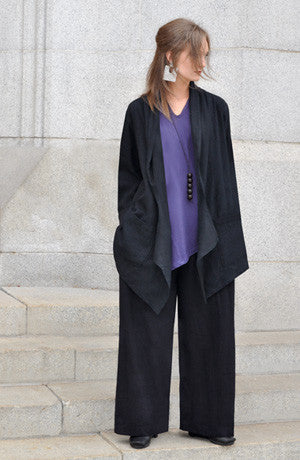 Shown w/ Palazzo Pant and River Jacket