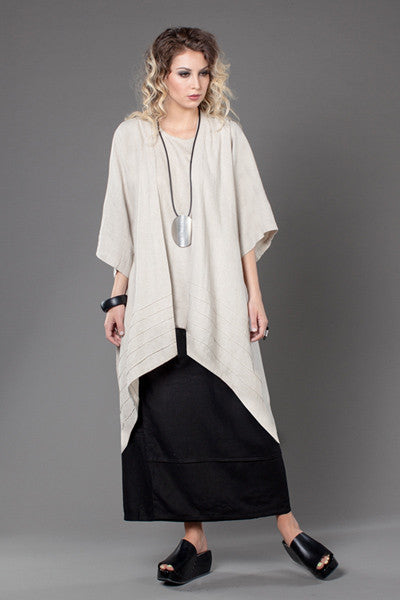 Shown w/ Y-Tank and Stitch Long Kimono Jacket