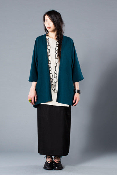 Shown w/ Nagano Top and Short Kimono Jacket