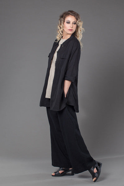 Shown w/ S/S Basic Top and Palazzo Pant