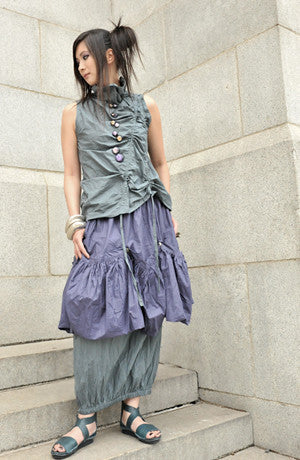 Shown w/ Akiko Top and Fab Skirt