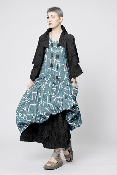 N/S Fab Dress in Seki Print Carnaby