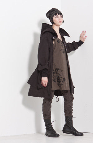 Shown w/ Bell Tunic, Long Pant, and Aurora Jacket