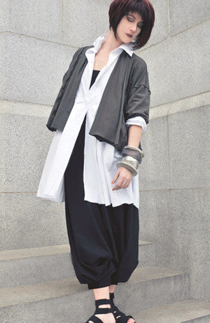 Shown w/ Long Tank, Empire Shirt, and Sarouel Pant