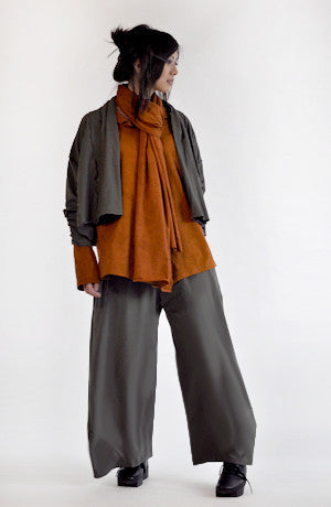 Shown w/ Madrid Top, Tokyo Scarf and Around Pant