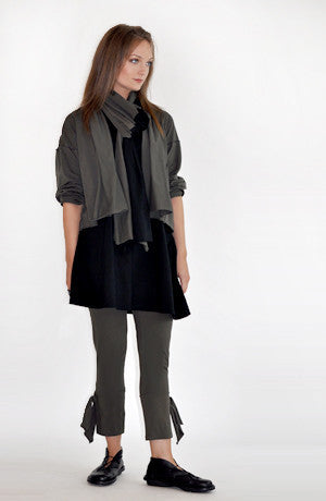 Shown w/ Long Tank, Tokyo Scarf, and Tight Pant