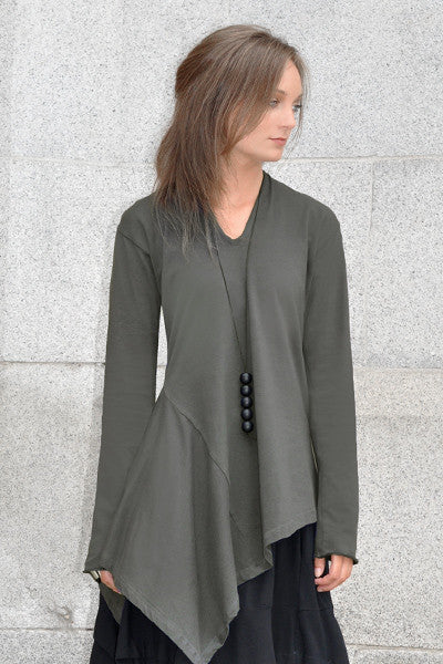 Michelle Tunic in Smoke Tokyo