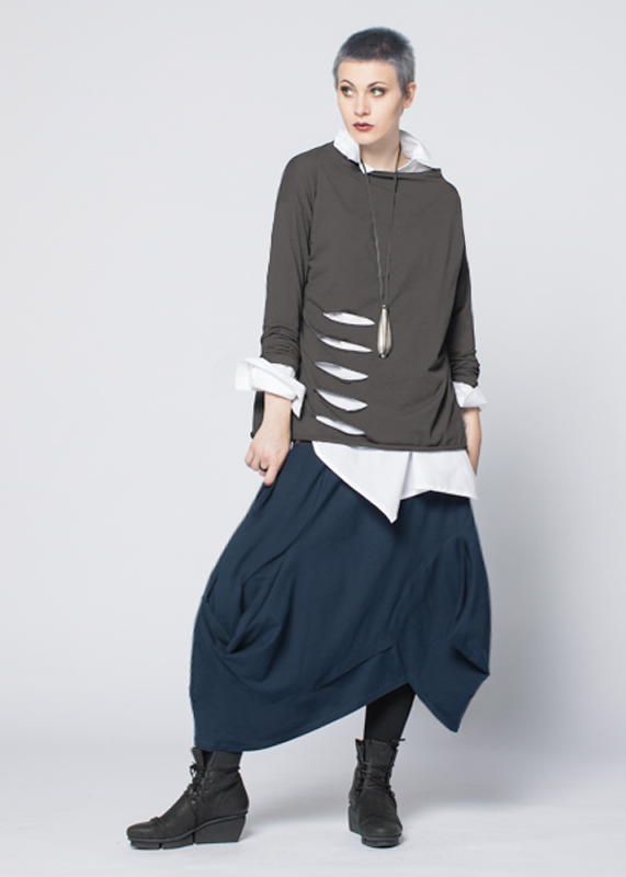 Shown w/ Architect Shirt and Meteor Skirt