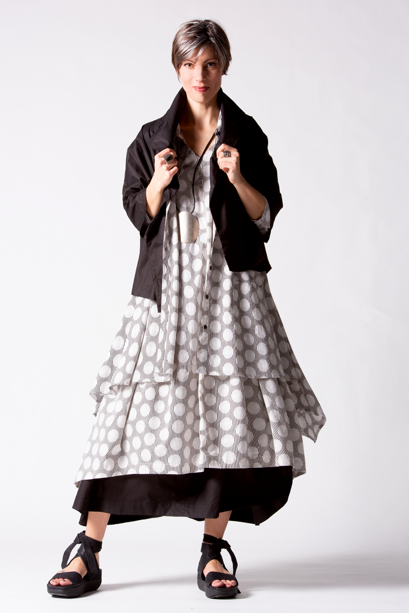 Shown w/ Kyoto Dress, Kyoto Skirt, and Bodo Jacket
