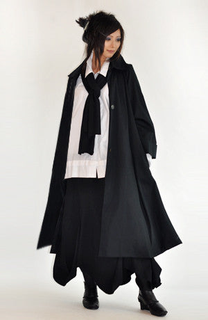 Shown w/ Classic Shirt, Tulip Skirt and Hepburn Coat