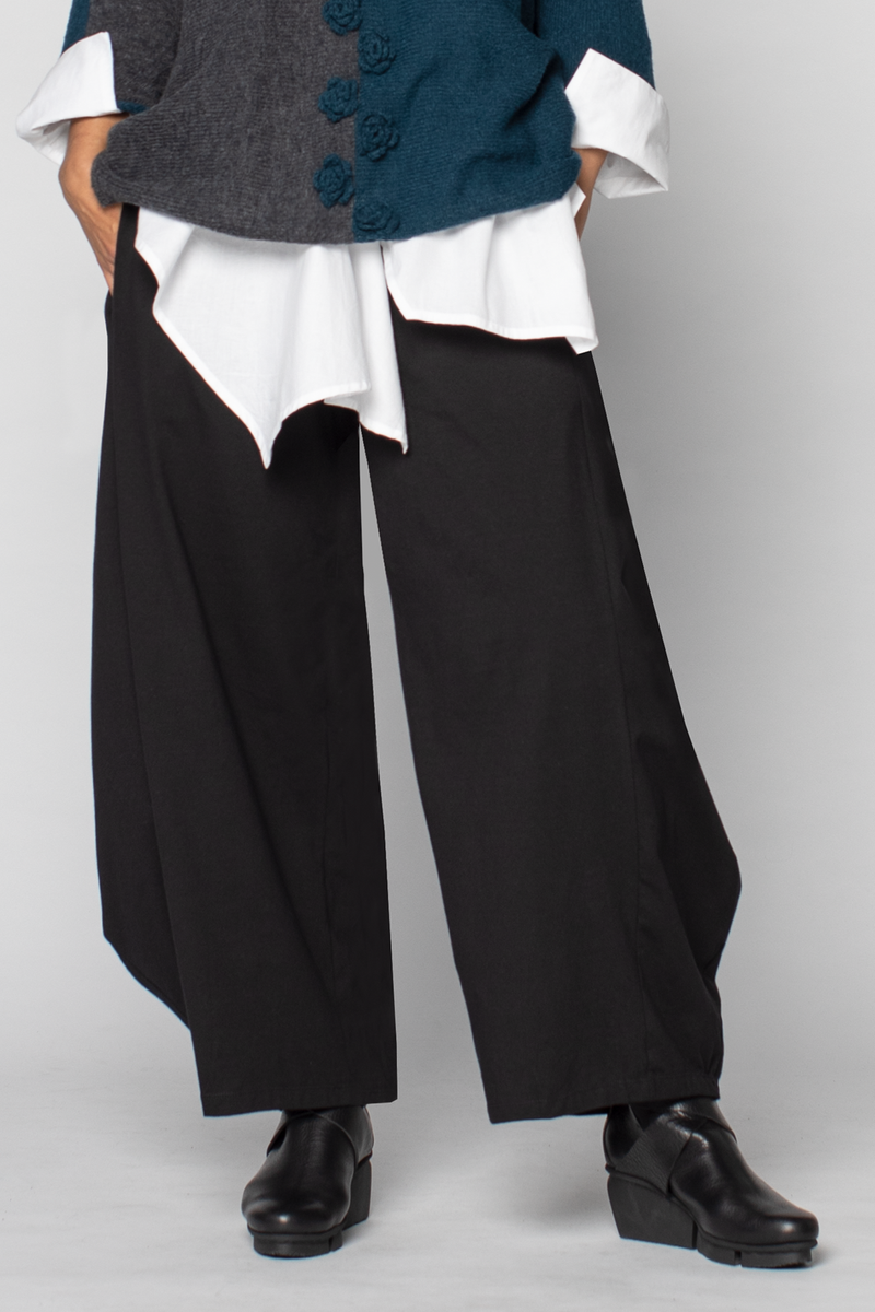 Cascade Pant in Black Tokyo