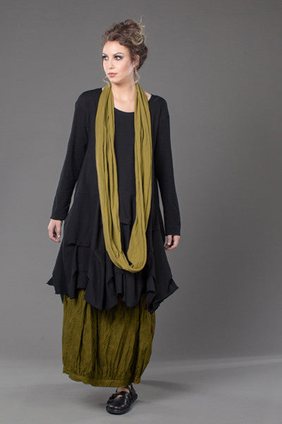 Shown w/ Fab Skirt and Circle Scarf