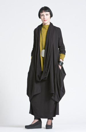 Shown w/ Focus Top, Escape Skirt and Circle Scarf