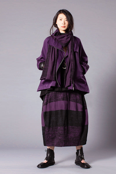 Shown w/ Left Bank Jacket, Milan Skirt, and Tokyo Scarf