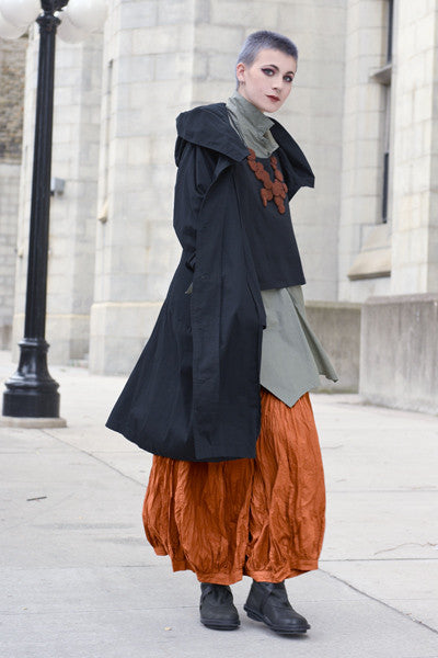 Shown w/ Architect Shirt, Fab Skirt, and Phoenix Coat