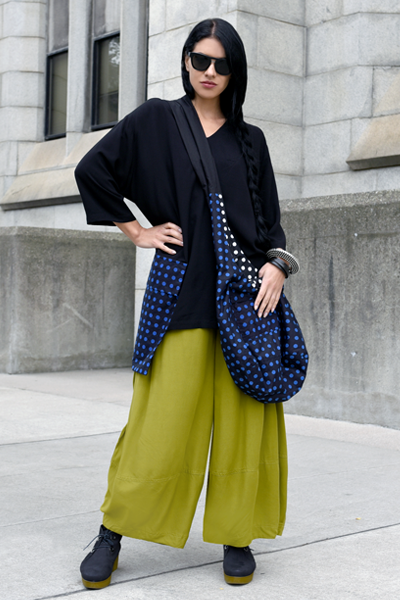 Shown w/ One Pocket Top and Alamo Pant