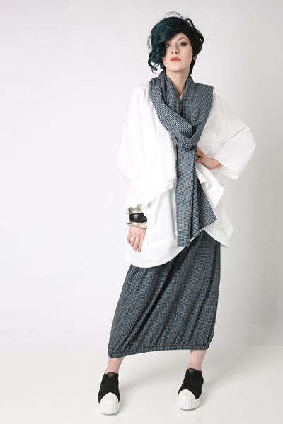 Shown w/ Monterey Jacket, Meteor Tunic, and Carnaby Scarf