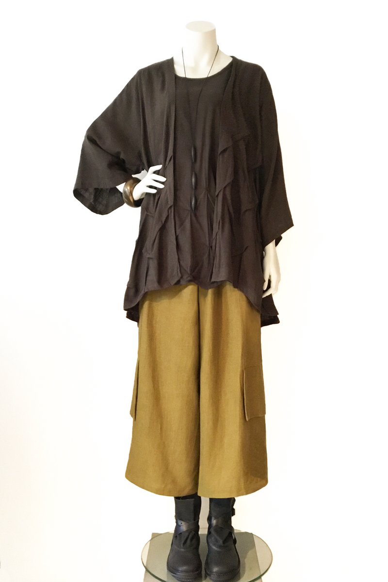 Shown w/ Scrunch Jacket and H.P. Pant