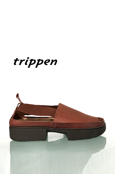 Trippen ALE in Brown