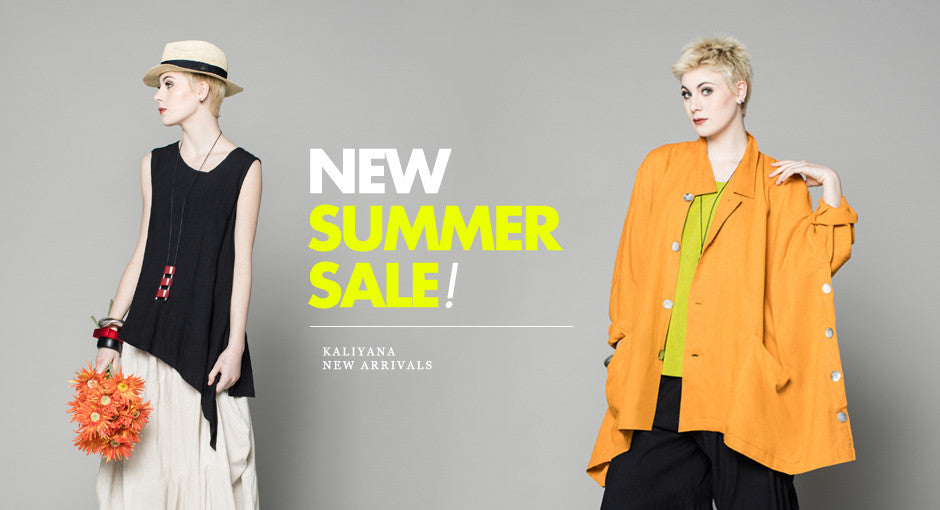 Lookbook: Summer Sale 2017