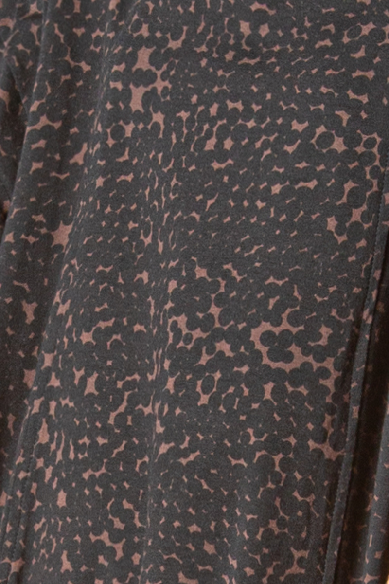 Brownstone print close-up