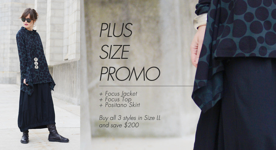 Lookbook: Plus Size Promo