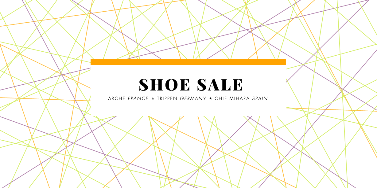 Lookbook Sale Shoes