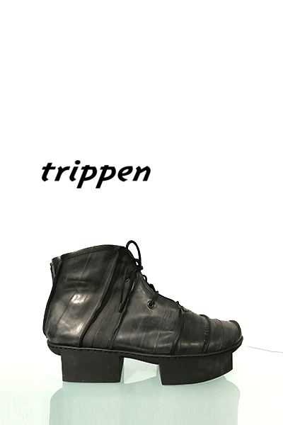 Trippen TBE in Black