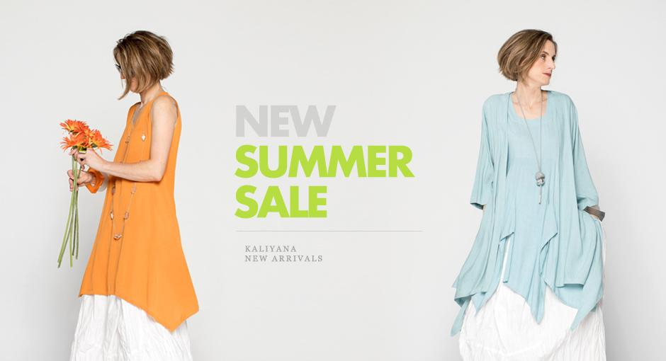 New Summer Sale