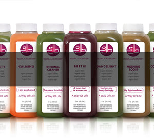 SpaJuiceBar Cold Pressed Juices