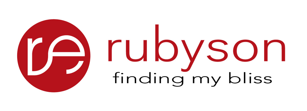 Rubyson (logo) finding my bliss