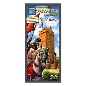 Carcassonne: The Tower Expansion 4