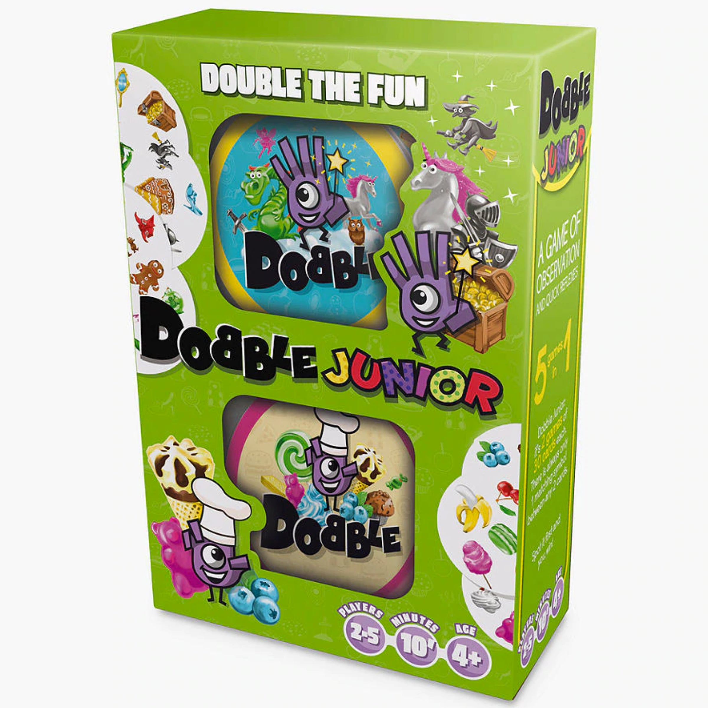 Dobble Junior Twin Pack