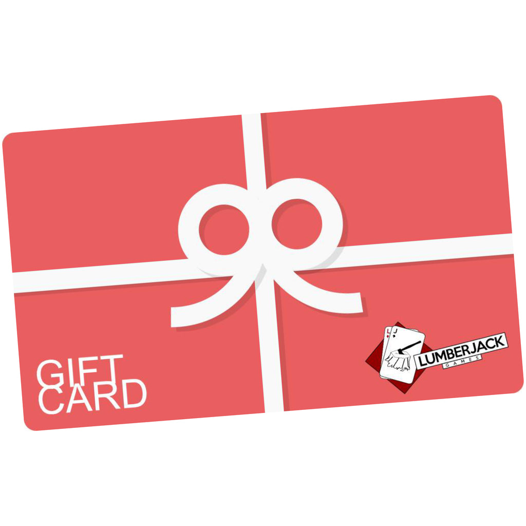 Lumberjack Games Gift Card