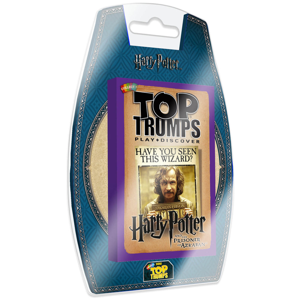 Harry Potter and the Prisoner of Azkaban - Top Trumps Mini