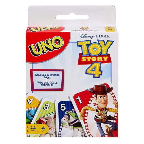 Toy Story 4 Uno