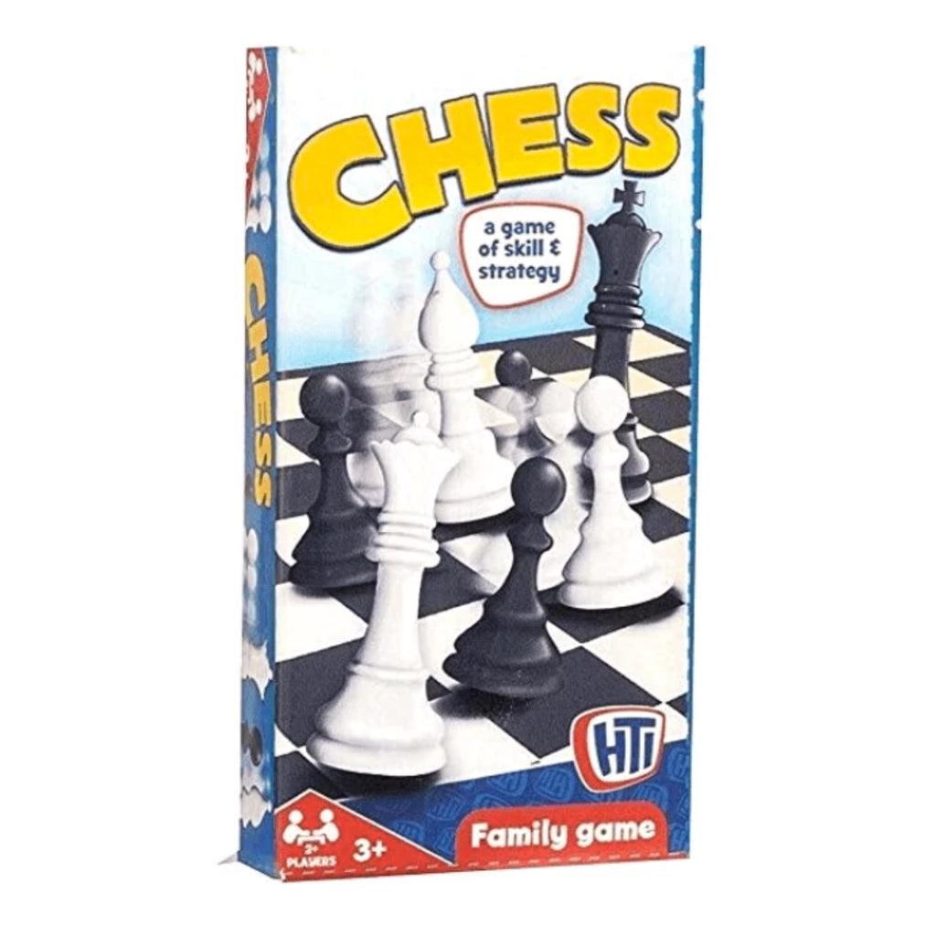 Chess - Magnetic Travel Game