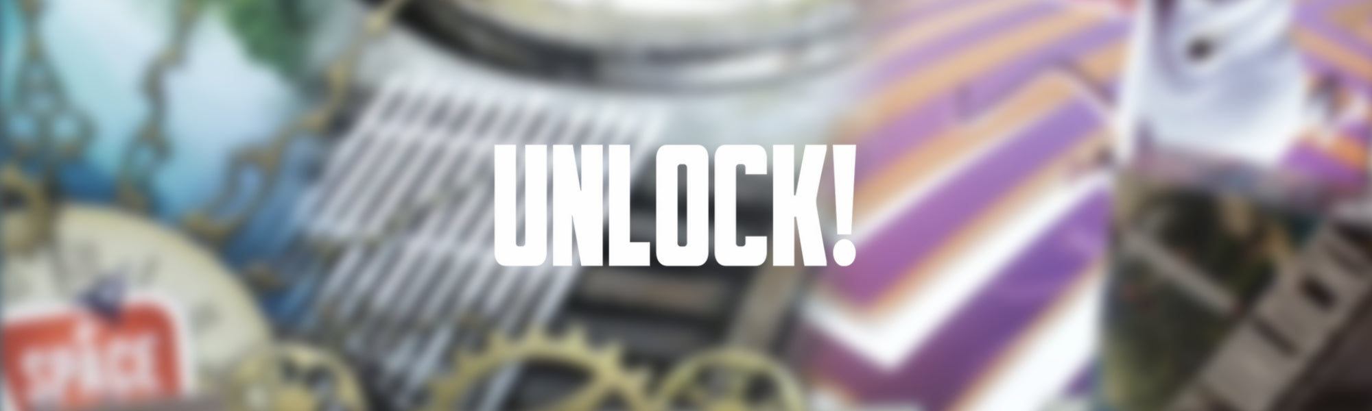 Unlock! - Escape Adventures - Escape Room Game