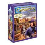 Carcassonne: Count, King & Robber Expansion 6