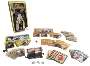 Colt Express - Marshal & Prisoners Expansion