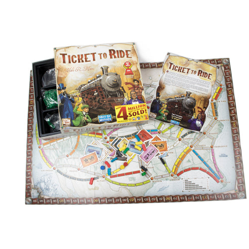 Ticket to Ride (USA)