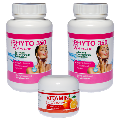 2 Phyto & Vitamin C Cream Combo