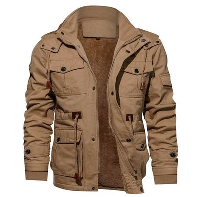 [LIMITED EDITION] Wolf Tactical Armory Jacket Khaki