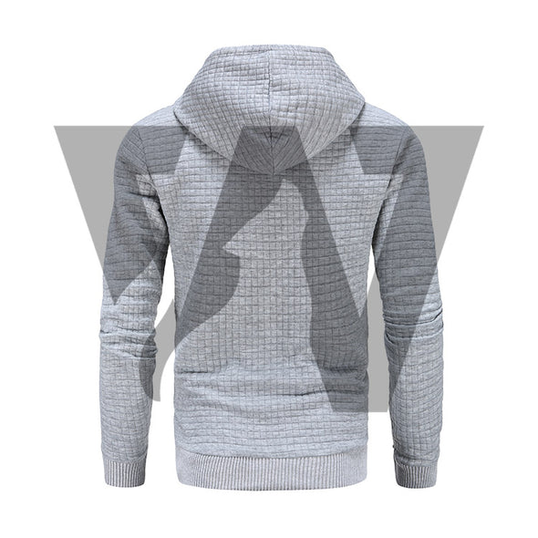 [LIMITED EDITION] Wolf Tactical Armory Hoodie Light Gray